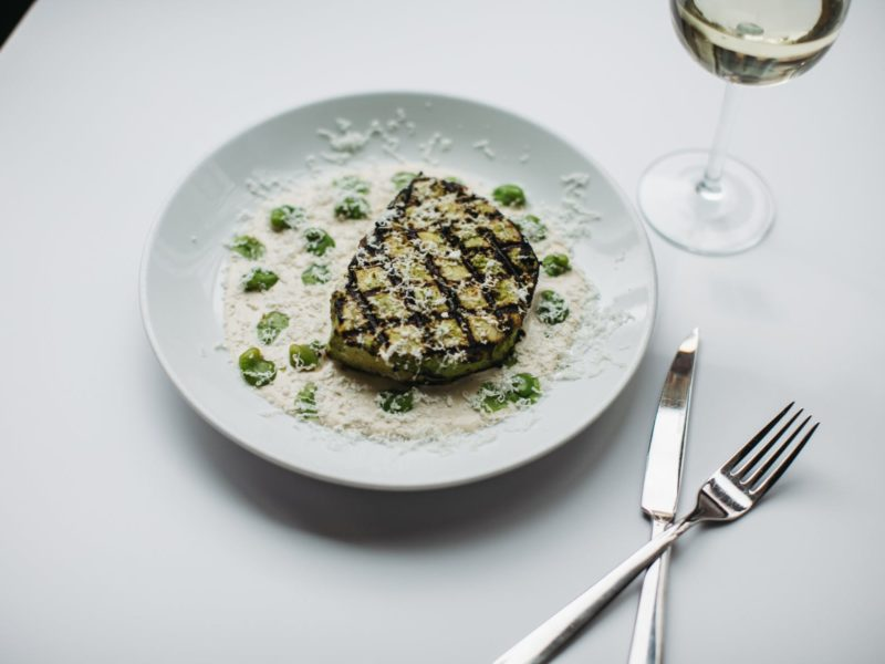 Influenced by the flavors of North Africa and Provençe, Le Cavalier is a neo-brasserie offering thoughtfully sourced French classics and inventive riffs on French staples paired with natural wines designed to complement our fare.