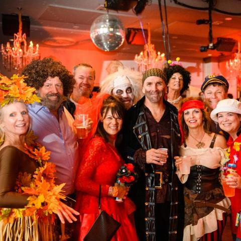 Halloween Loop Costume Ball - photos provided by New Market Wilm