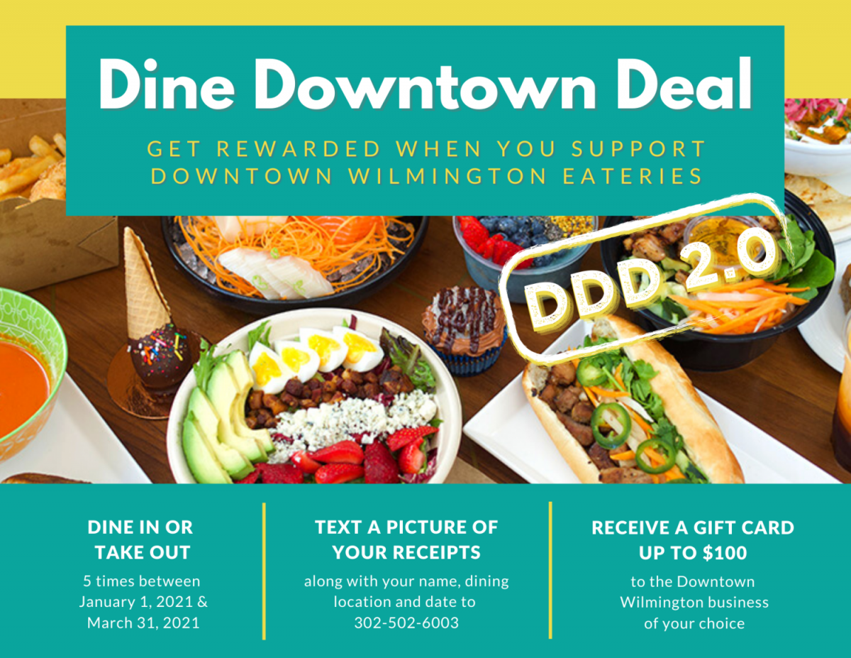 Dine Downtown Deal