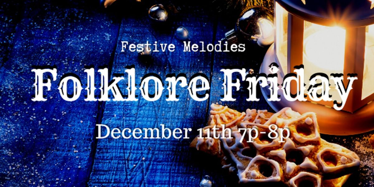 Folklore Friday